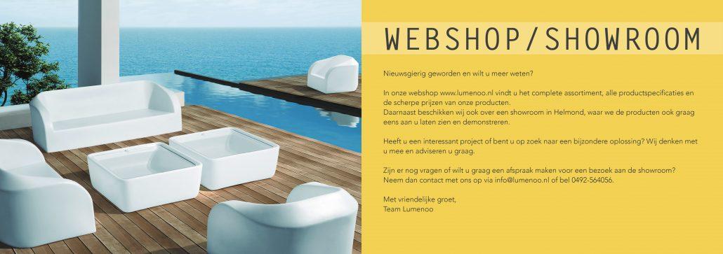 Webshop / Showroom