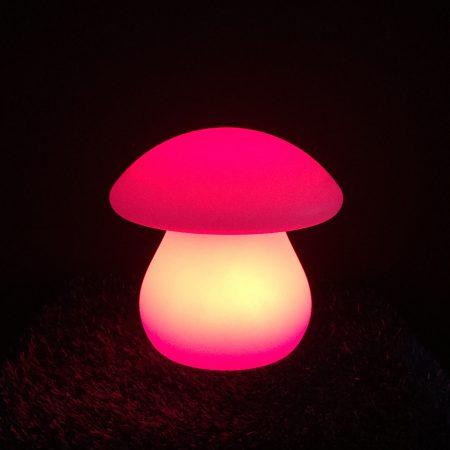 Paddenstoel tafellamp 2